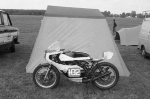 Belgium motorcycle racer