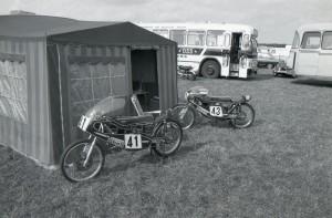 Belgian motorbike racing