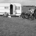 Belgian motorcycle club racers