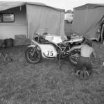 Belgian motorcycle club racers