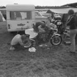 Belgian motorcycle racers