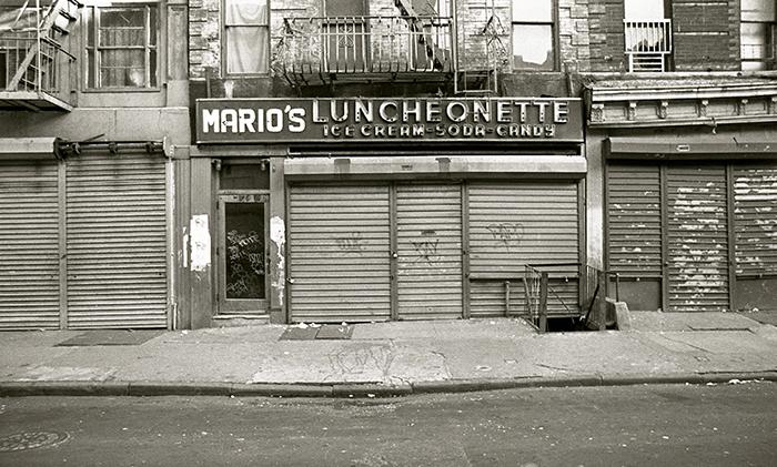 Mario's Luncheonette